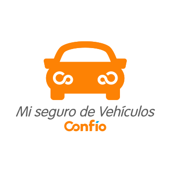 logo occidente confío logo isotipo confio autos